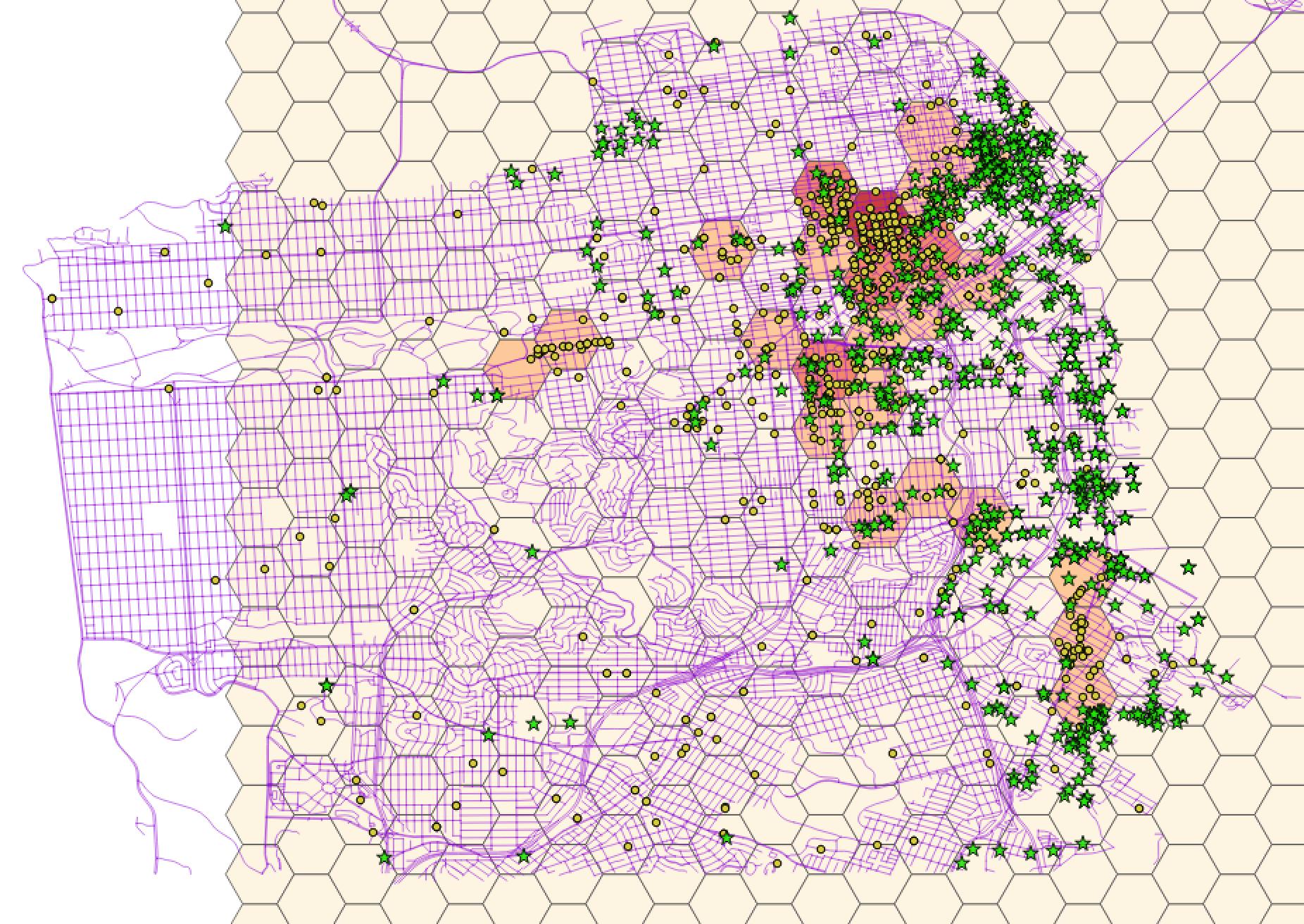 Creating a multi-layered QGIS map | Public Affairs Data