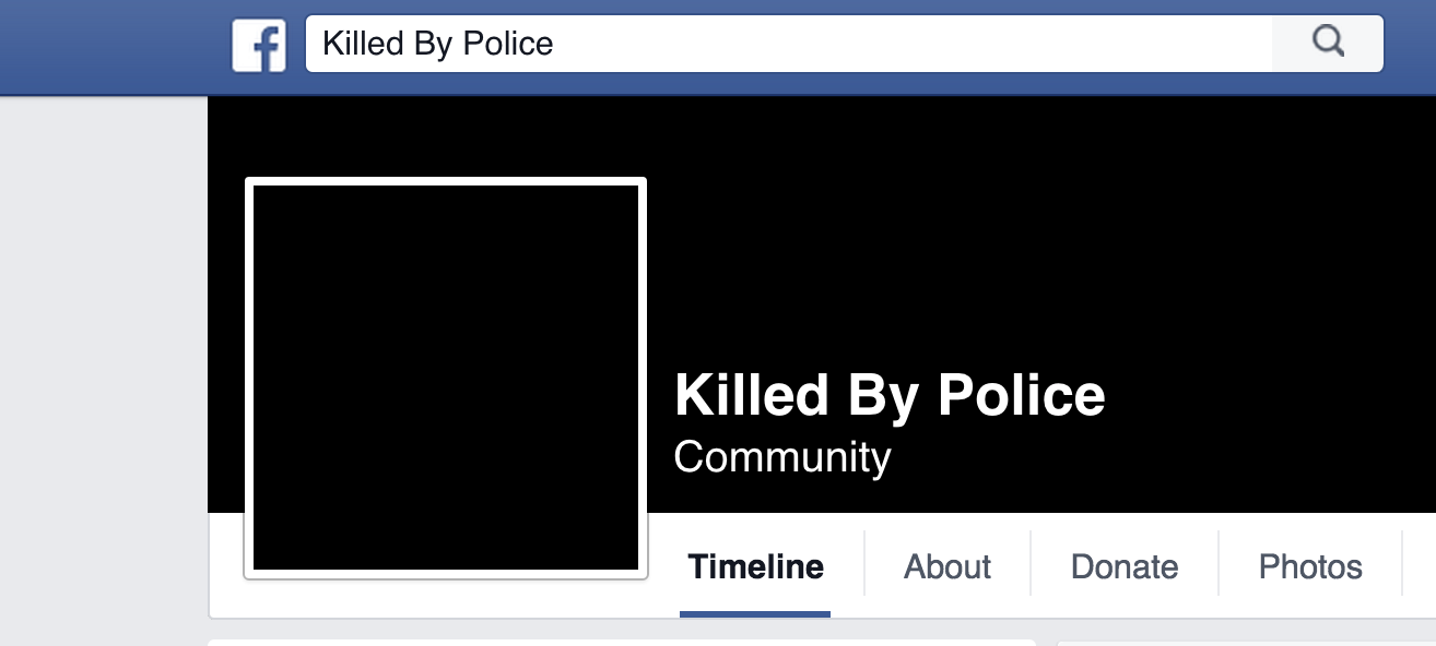 image Killed by Police